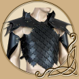 Leather Armour - Draco Scale Armour
